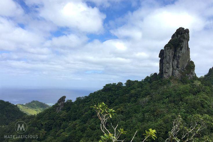 Te Rua Manga Rarotonga - Matejalicious Travel and Adventure
