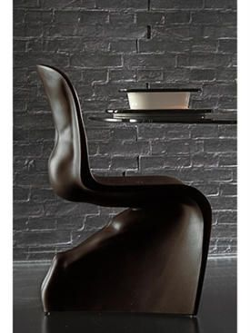 casamania - home - chairs - him & her chairs with matte finish