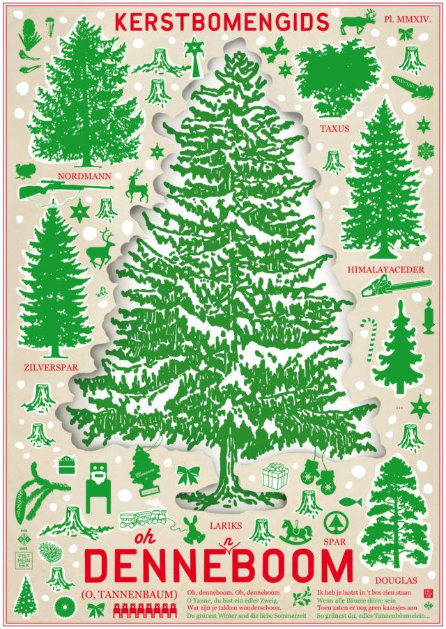nordmann kerstboom 2020 Kerstbomen in 2020 | Christmas tree art, Christmas illustration