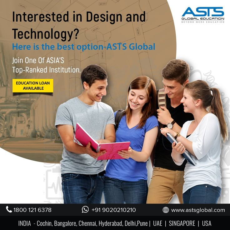 Interested in design and technology? Here is the best