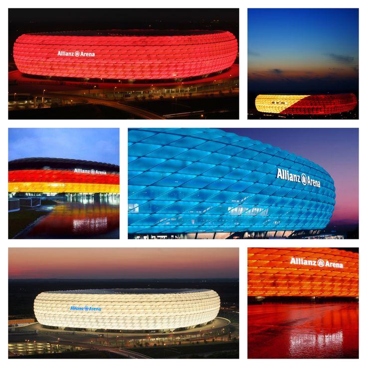 Allianz Arena/Bayern Munich