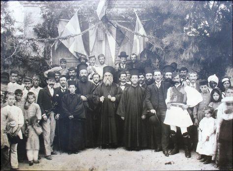 Ἅγιος Νεκτάριος «Ο Άγιος της στοργής και της συγγνώμης» (9 Νοεμβρίου) Κύμη (1893)