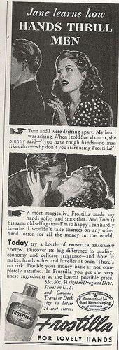 1940s Frostville Ad | by charlieruthvintagequeen
