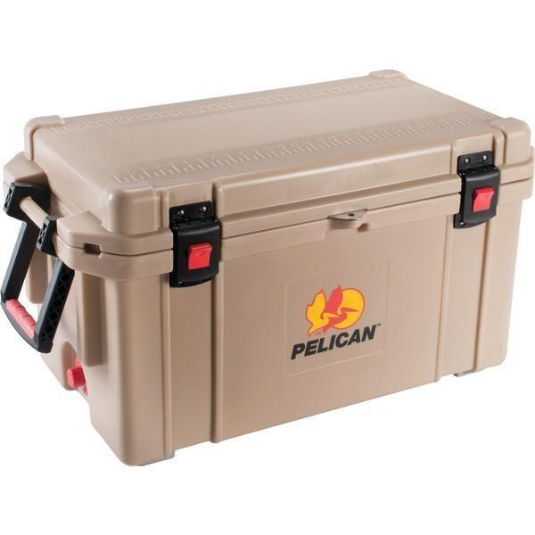 Pelican 32-65Q-OC-TAN ProGear Elite Marine Cooler (Model 65QT; 65 Quart)