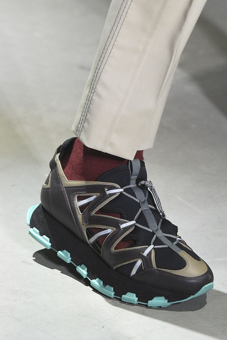93f74b9b5ae5 Lanvin Spring 2019 Menswear Fashion Show in 2019 | Luxury Sneakers | Shoe  Tree by Sole Trees | Sneakers fashion, Sneakers, Shoes