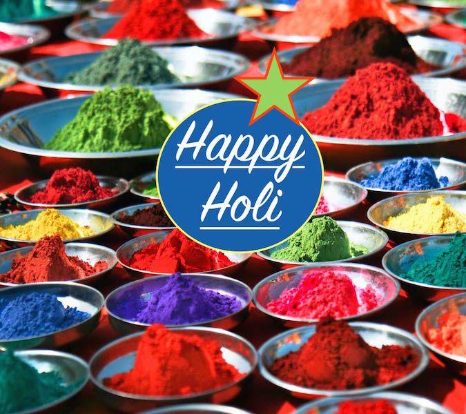 Happy Holi  Trouvez encore plus de citations et de dictons sur: http://www.atmosphere-citation.com/happy-holi-heureux-holi/happy-holi.html?