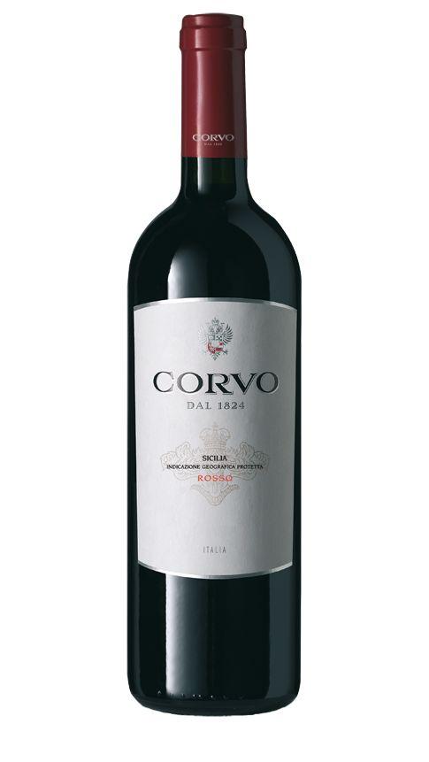 vini rossi siciliani - corvo rosso