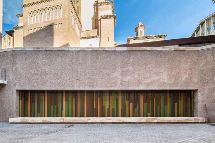 José Ignacio Linazasoro, Filippo Poli · Plaza de los Amantes de Teruel. Spain · Divisare