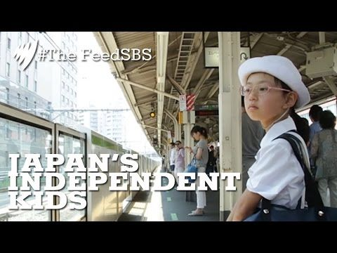 Japan's independent kids - Recommend 0:00 - 2:27 for discussion.