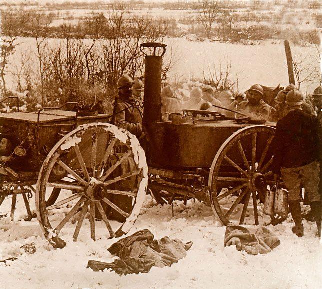 Cuisine Roulante Dans La Somme