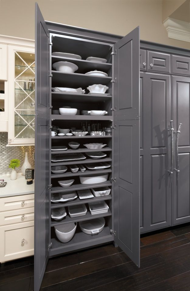Kitchen Closet Organization Organizing Ideas Storage Solutions