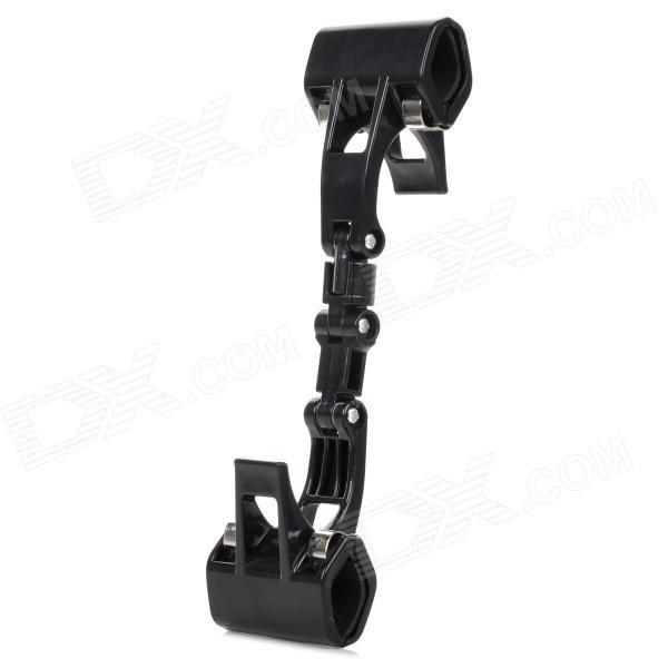 Color: Black Grey; Brand: ROFIS; Model: AR01; Quantity: 1 Piece; Material: ABS; Suitable Flashlight Type: JR10 / JR20 / JR40 / TR31 / TR31C / PR21 / PR22 etc; Other Features: High quality and durable; Suitable for flashlight with 1.5~2.7cm diameter; Packing List: 1 x Flashlight clip; http://j.mp/1lkyrQ7