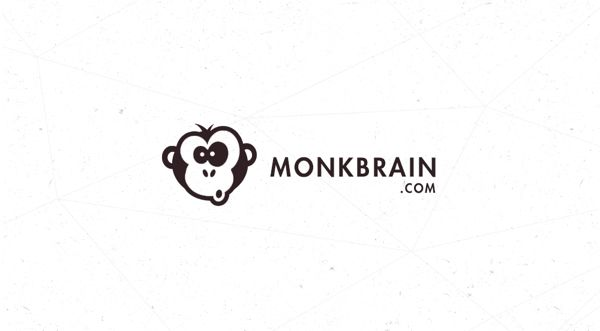 MONKBRAIN REBRANDING by Arkadiusz Płatek, via Behance