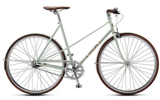 56er Rahmen möglich, 795€, 7 Gang, Rücktrittbremse hinten »bellissimo - VIVA RAD - bikes with passion