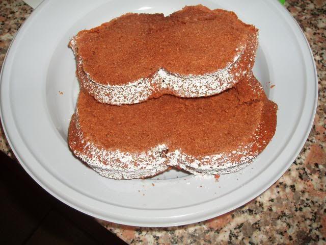 Plumcake alle spezie TM31 (Natale 2009)
