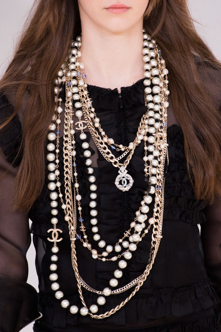 Find This Pin And More On  Chanel Jewelry