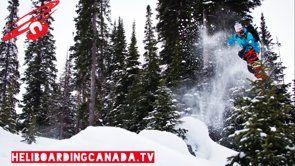 Heliboarding Canada's Videos Happy Happy Happy