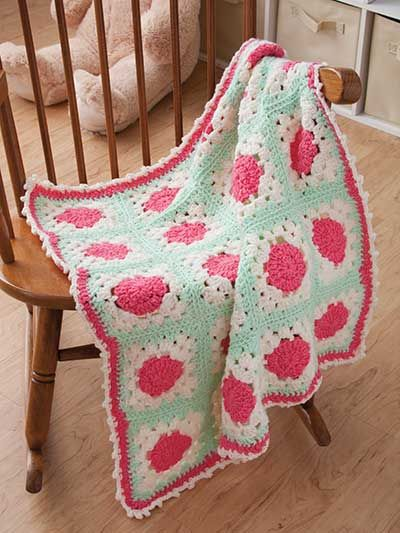 65 best Free Crochet Baby Blanket Patterns images on Pinterest ...