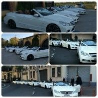 wedding limousine hire sydney convertible wedding cars