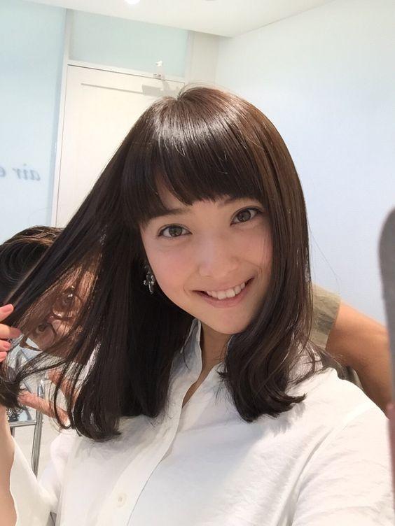 どんな髪型でもキュート♡美少女の代表!真似したい佐々木希さんの前髪参考一覧♡: