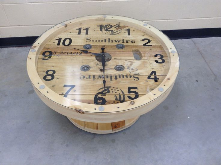 Free Wooden Clock Movement Plans Woodworking Projects