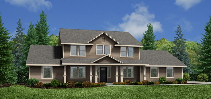 The mt rainier 3217 home plan adair homes house for Adair home plans