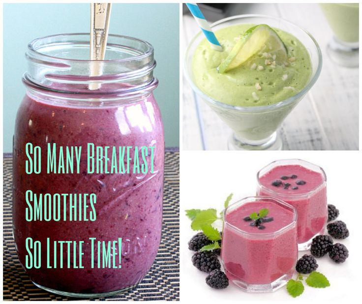9 Incredible Fruit Smoothies To Jump Start Your Day from @Julie Gates The Peel