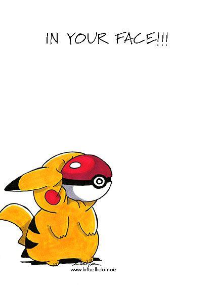"""""""wie es tatsächlich wäre, wenn...""""  (Pokemon Go Funny, #pokemon #pokemongo, Pokemon Go humour humor joke)"""