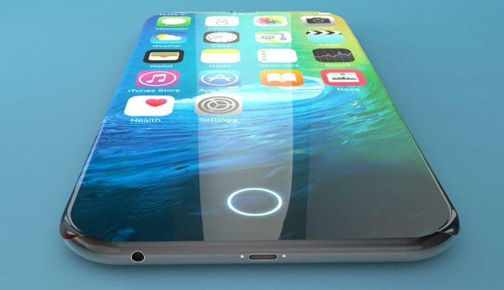 iPhone 8: Διαρροή επιβεβαιώνει γυάλινη πλάτη, Touch ID οθόνης και άλλα // More: https://hqm.gr/iphone-8-leaks-confirm-glass-back-touch-id-screen // #Apple #IPhone #IPhone8 #Leaks #Smartphones #Gadgets #Photos #Tech