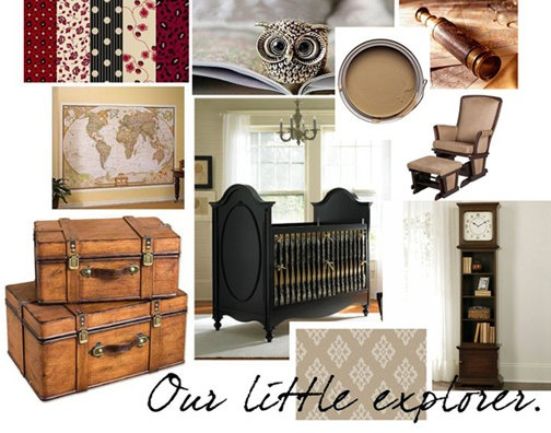 102 Best Images About Little Explorer Nursery On Pinterest