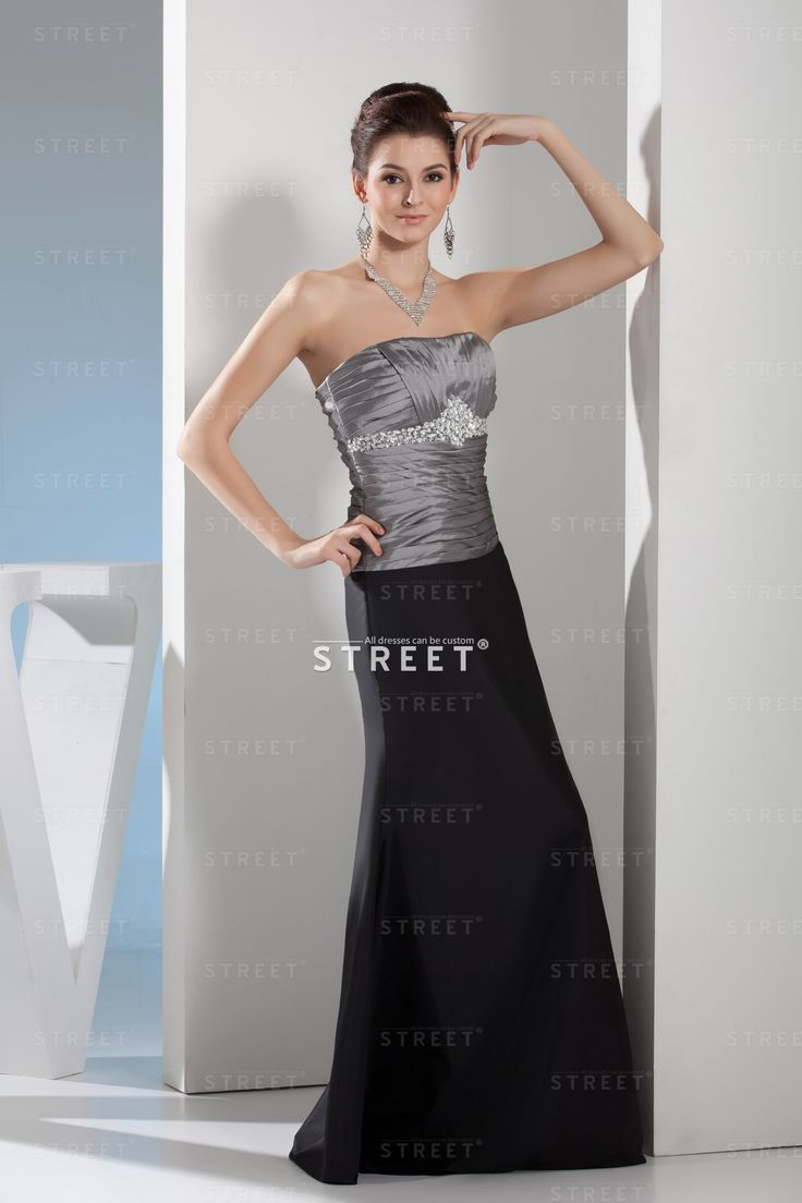 38 best the charm for guest in wedding images on pinterest dress casual high end silver black strapless tucked floor length jeweled buy wedding guest dress ombrellifo Gallery
