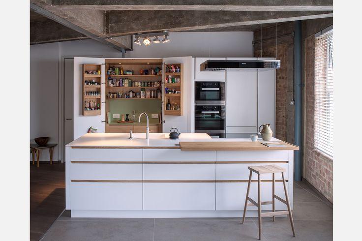 Jack Trench Ltd - Bespoke Kitchens & Bespoke Cabinet Makers in London