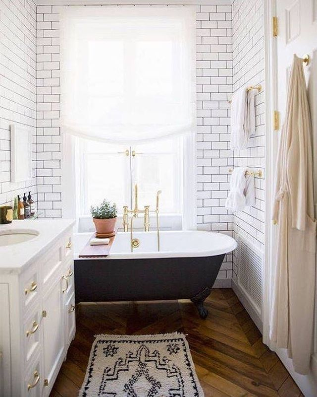 13 best Bathrooms images on Pinterest Room, White bathrooms and
