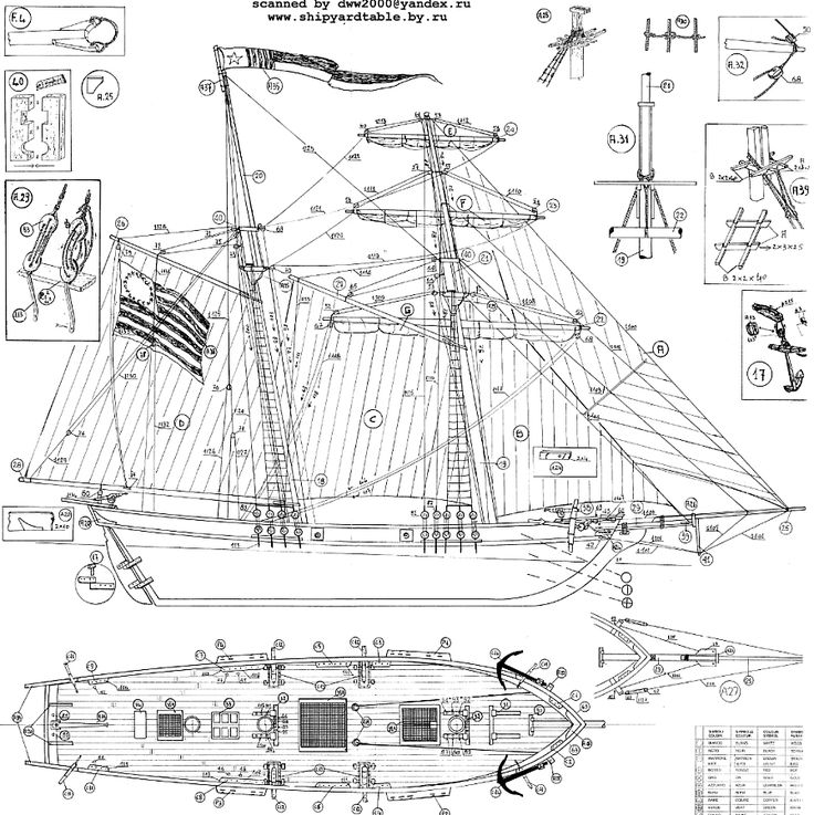 Wood Elevation Model : Best images about ship plans on pinterest uss north