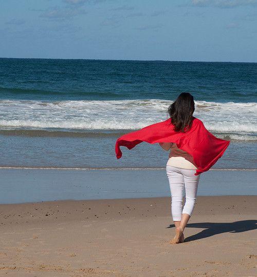Summer Wrap, Silk Cashmere, Wrap – Olivia Graham Cashmere