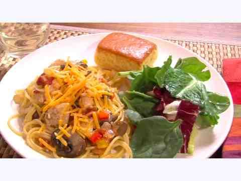 Want to learn how to make rotel chicken spaghetti at home? Here, see step-by-step instructions for making this delicious dish.