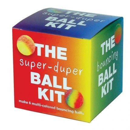 Do It Yourself Bouncing Ball Kit CANADA Free Shipping at RockprettyKids.ca