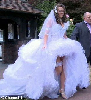 53 best Big Fat Gypsy Wedding Dresses images on Pinterest | Gipsy ...