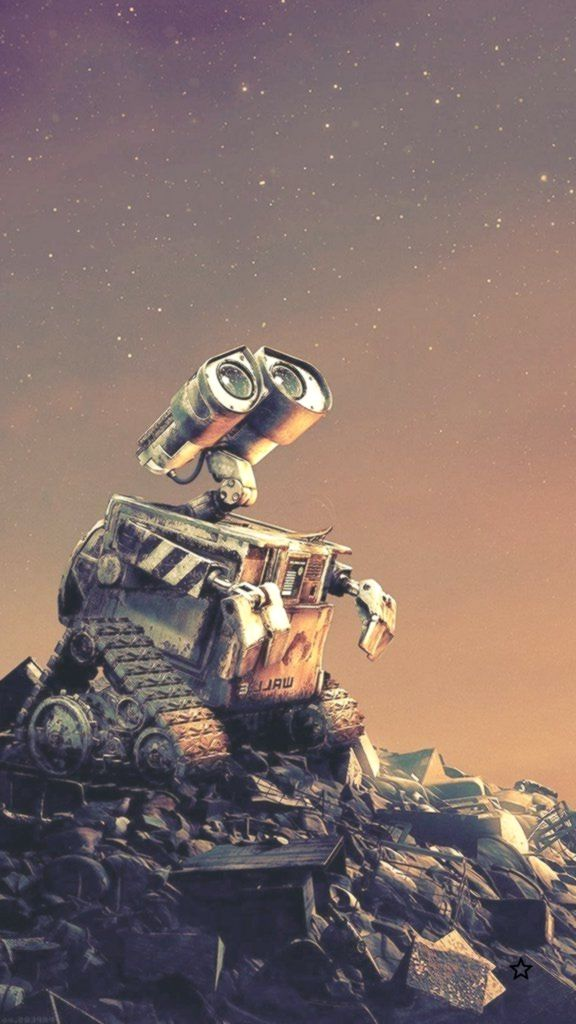 25+ Iphone Wall E Wallpapers Pictures