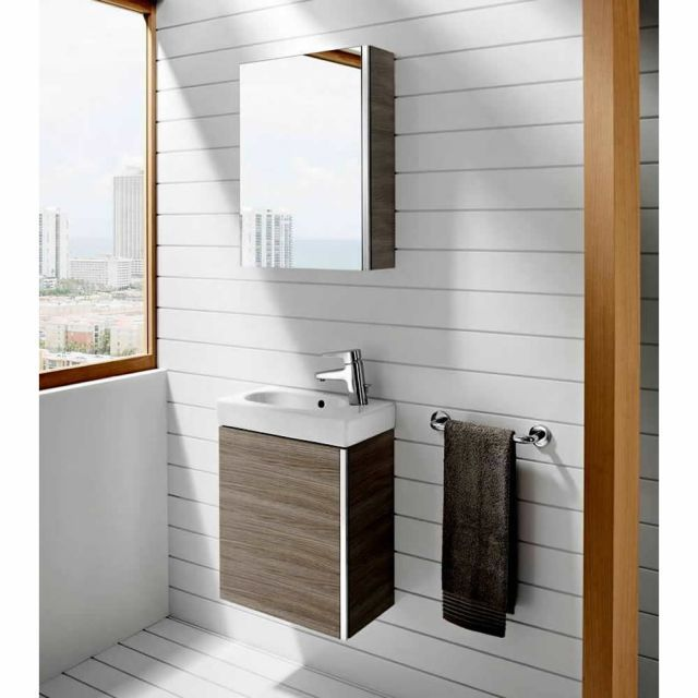 sumptuous design ideas bathroom vanities richmond hill. Buy Roca Mini Textured Grey Finish Cloakroom Vanity Unit and Basin with  Mirrored Cabinet 855866156 for only VAT Browse our range of products 156 best home bath images on Pinterest Luxury bathrooms Master