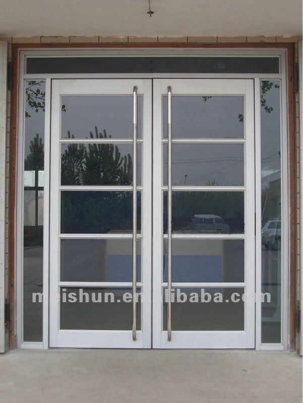 Aliexpress.com : Buy Aluminum frame glass door used commercial MS ...