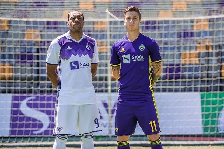 Adidas NK Maribor 17-18 Home & Away Kits Released - Footy Headlines