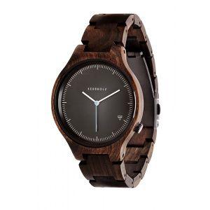 Dřevěné hodinky Kerbholz Lamprecht Sandalwood