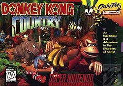 Donkey Kong Country, 3ds eshop