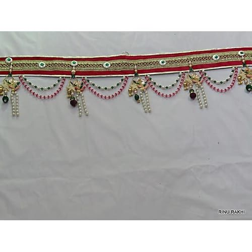 Buy Zardosi Designer Bandhanwar,free Shipping  - Online Shopping For Diyas And Lights By Rinu Rakhi - Online Shopping For Diyas And Lights By Rinu Rakhi - Online Shopping For Diyas And Lights By Rinu Rakhi - Online Shopping For Outdoor Decor By Rinu Rakhi - O online. ✯ 100% authentic products, ✯ Hand curated, ✯ Timely delivery, ✯ Craftsvilla assured.