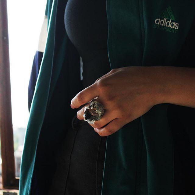 suffocation - new work #jewellery #jewellry #jewellerydesign #jewelleryart #joaoazeredo