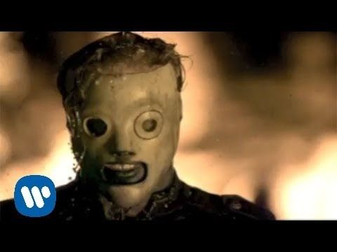 Slipknot - Psychosocial [OFFICIAL VIDEO] - YouTube I LOVE THIS BAND!!!!!!!!!!!!11