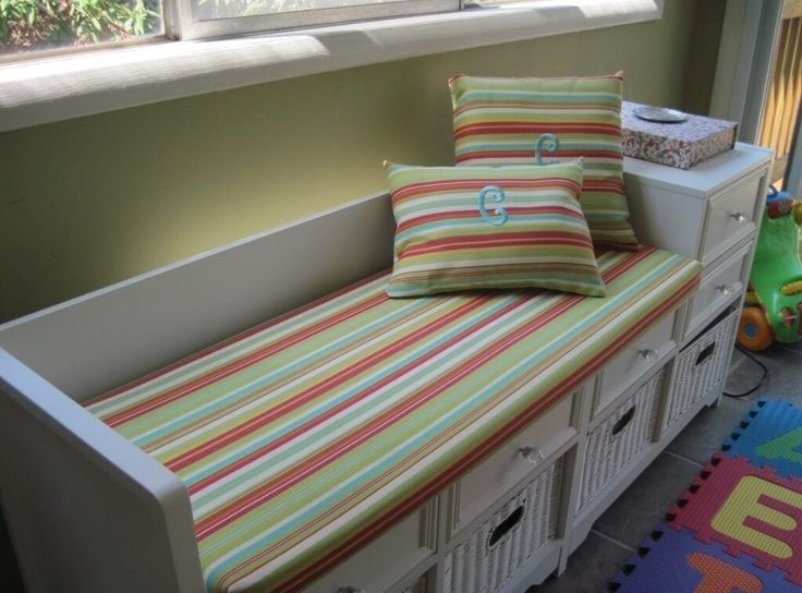 57 best Bench Cushions images on Pinterest   Bench cushions, Bench ...