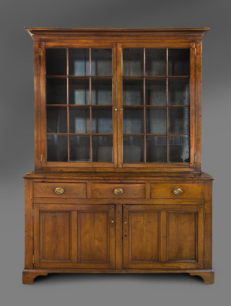 "Fig. 69: Side cupboard attributed to John Swisegood, ca. 1820, Davidson Co., NC. Walnut with yellow pine and light- and dark-wood inlay; HOA: 85-1/2"", WOA: 64"", DOA: 20"". Private collection. MESDA Object Database file D-32535. <a onclick='return hs.printImage(this)' href='#'>Print</a>"