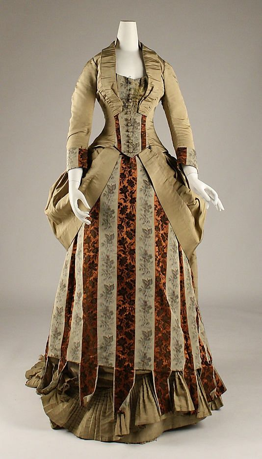 22 Best Womens Clothes In The 1800S Images On Pinterest -7154